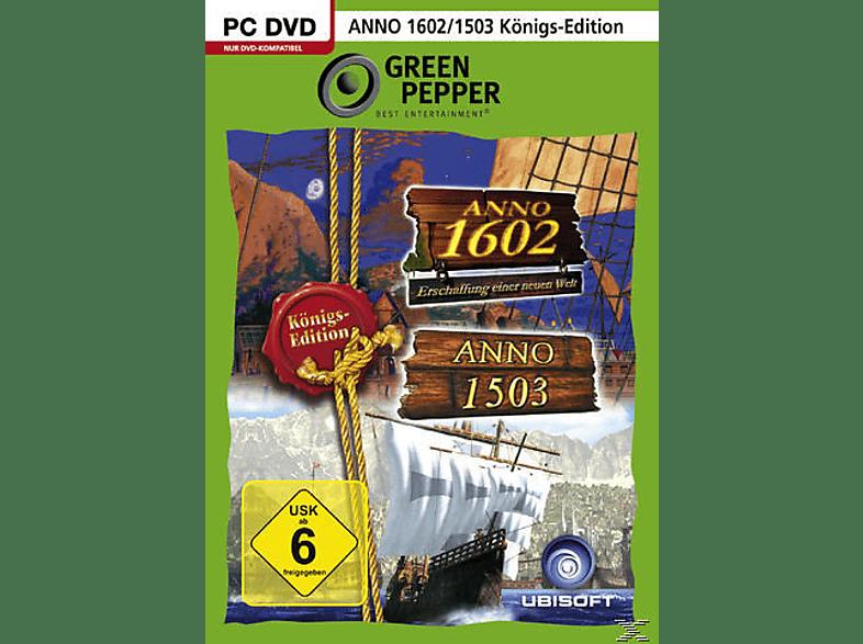 Anno 1503 Königsedition + Anno 1602 Königsedition [PC]