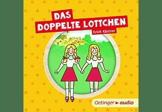 Erich Kästner - Das Doppelte Lottchen (Aktion)  - (CD)