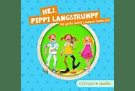 Astrid Lindgren - Hej, Pippi Langstrumpf (Aktion) - (CD)