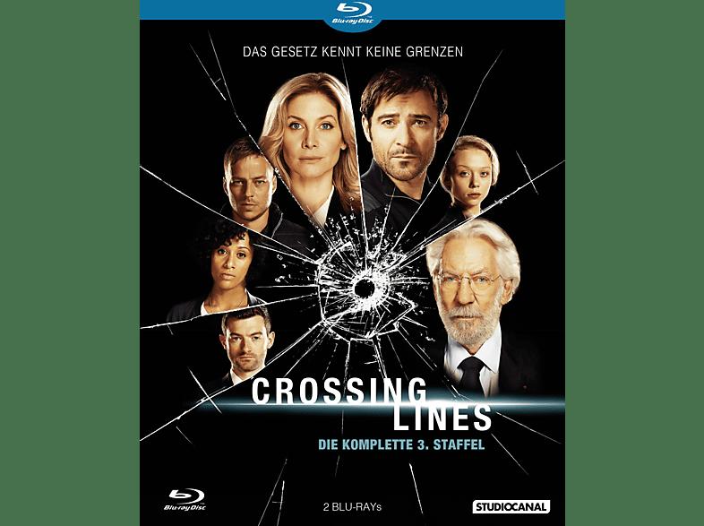Crossing Lines 3. Staffel [Blu-ray]