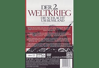 Der 2. Weltkrieg - Die Schlacht um Russland DVD