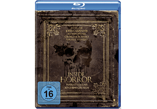 Inside Horror (O-Card) - (Blu-ray)