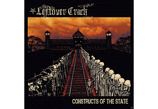 Leftover Crack - Constructs Of The State  - (Vinyl)