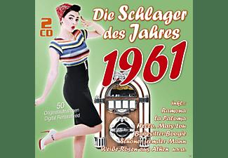 VARIOUS - Die Schlager Des Jahres 1961  - (CD)