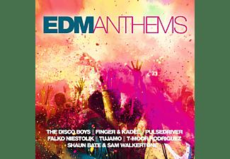 VARIOUS - Edm Anthems  - (CD)