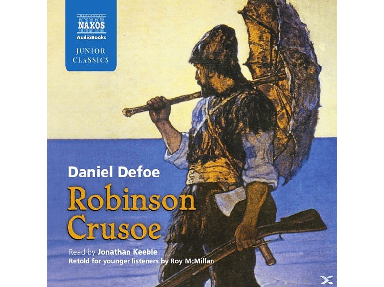 Jonathan Keeble - Robinson Crusoe - (CD)