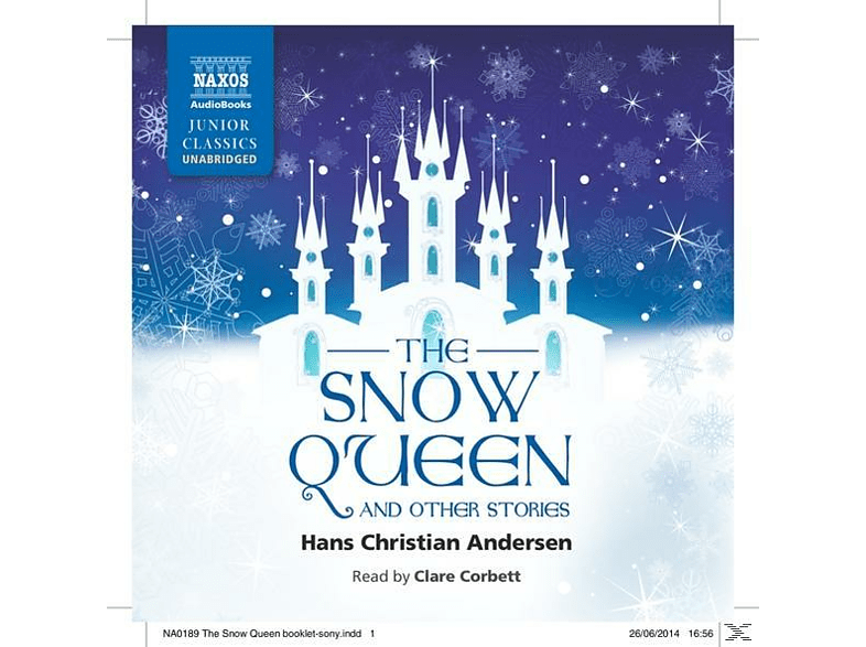 Clare Corbett - Snow Queen And Other Stories - (CD)