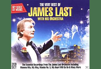 James Last - Very Best Of-My Kind Of Music  - (CD)
