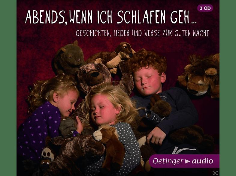 Various - Abends, Wenn Ich Schlafen Geh-Geschichten, Lied - (CD)