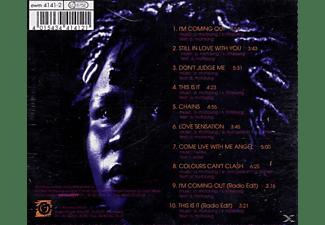 Audrey Motaung - Colours Cant Clash  - (CD)