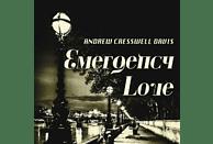 Andrew Cresswell Davis - Emergency Love [CD]