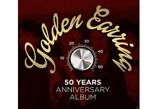 Golden Earring - 50 Years Anniversary Album - (CD)