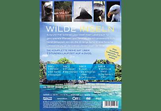 Wilde Inseln - Die komplette Reihe DVD