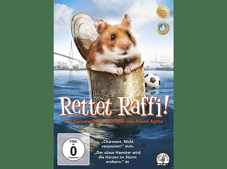 Rettet Raffi! - Der Hamsterkrimi [DVD]