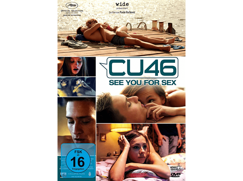 CU46 - SEE YOU FOR SEX [DVD]