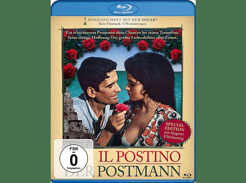 Der Postmann - Il Postino (Special Edition) [Blu-ray]