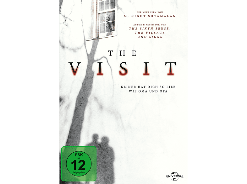 The Visit [DVD]