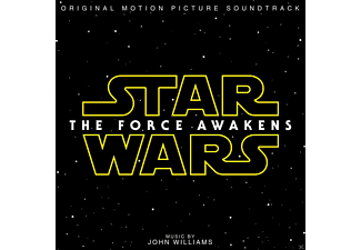 VARIOUS ARTISTS/ORIGINAL SOUNDTRACK - Star Wars: The Force Awakens  - (CD)