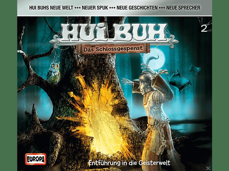Hui Buh Neue Welt - 24/Spurlos Verschwunden - (CD)