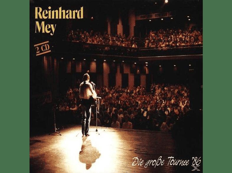 Reinhard Mey - Die Große Tournee '86 [CD]