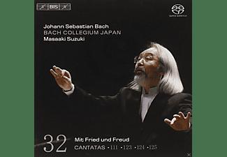Bach Collegium Japan - Sämtliche Kantaten Vol.32  - (SACD)