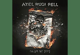 Axel Rudi Pell - Game Of Sins  - (CD)