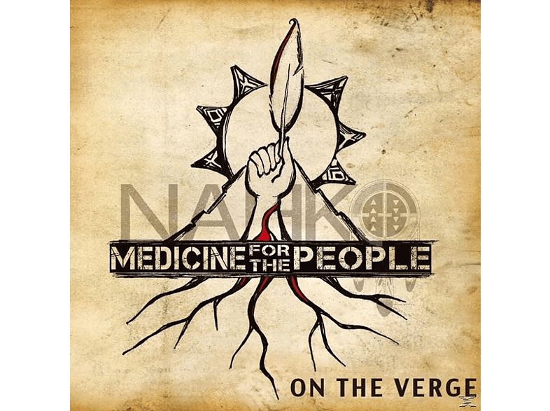 Nahko And Medicine For The People - On The Verge [CD]