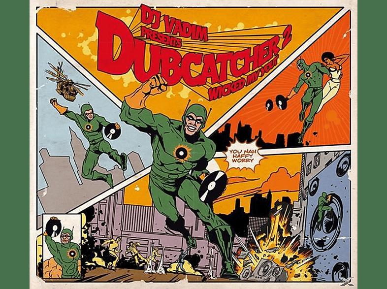 Dj Vadim - Dubcatcher Ii-Wicked Ma Yout! (Lim.Ed./180gr.) [Vinyl]