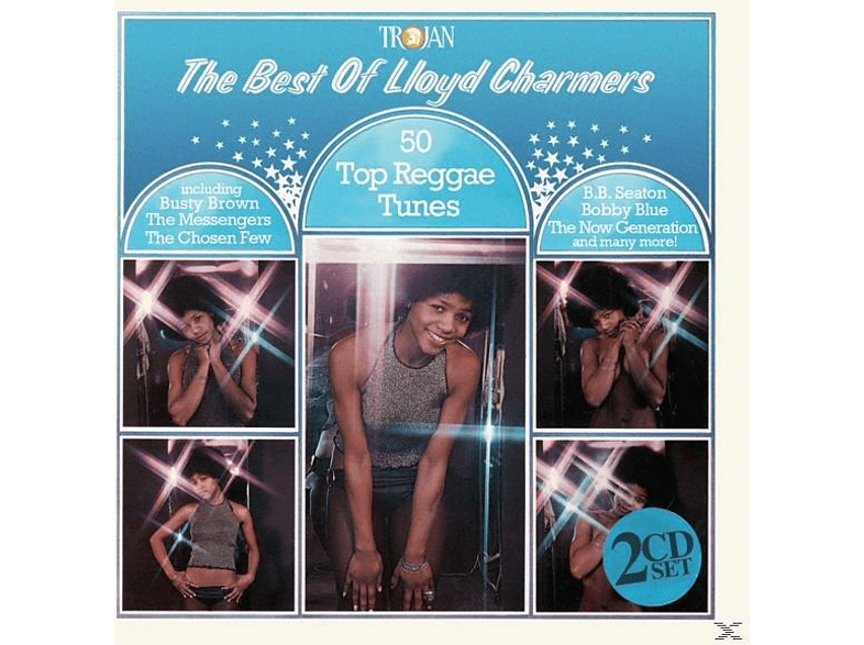 VARIOUS - The Best Of Lloyd Charmers [CD]