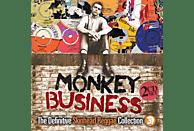 VARIOUS - Monkey Business: Definitive Skinhead Reggae Coll. [CD]