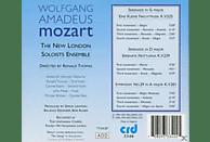 Tom T. Hall, New London Soloists Ensemble, Thomas/New London Soloists Ensemble - Mozart:Eine Kleine Nachtmusik/Sinfonie 29 [CD]