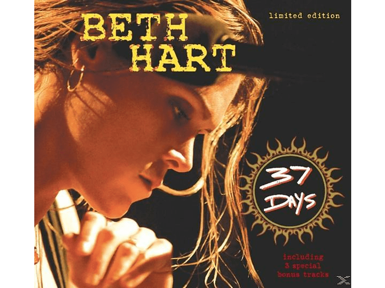 Beth Hart - 37 Days [CD]