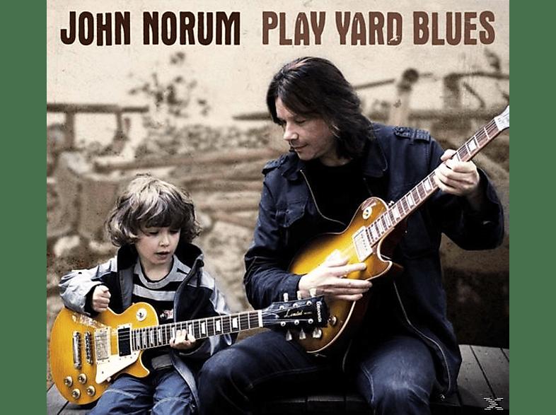 John Norum - Play Yard Blues [CD]