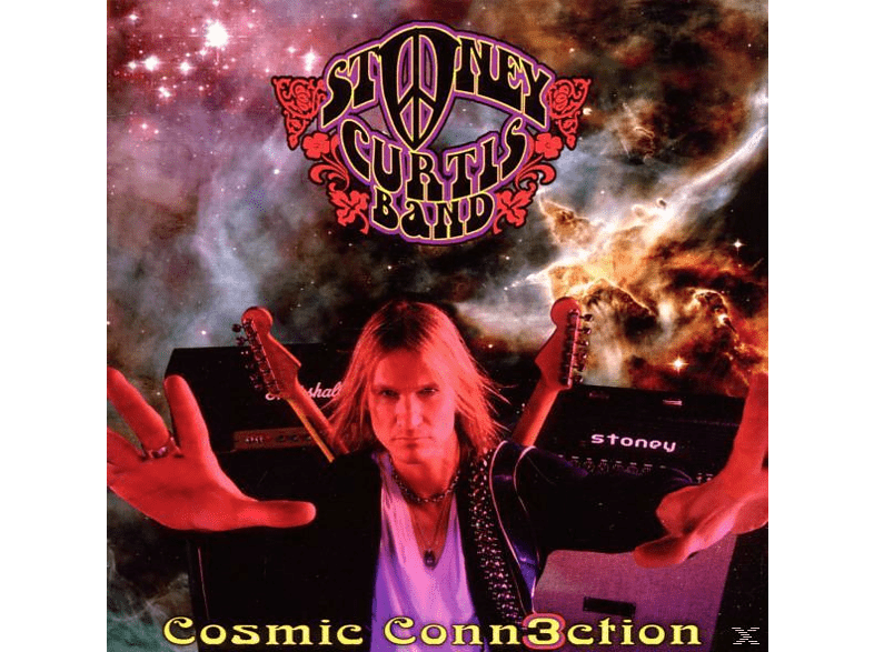 Stoney Curtis B - Cosmic Connection [CD]
