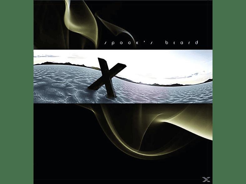 Spock's Beard - X [CD]