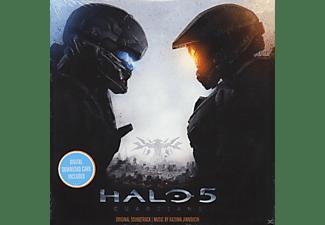 Kazuma Jinnouchi - Halo 5: Guardians  - (LP + Download)