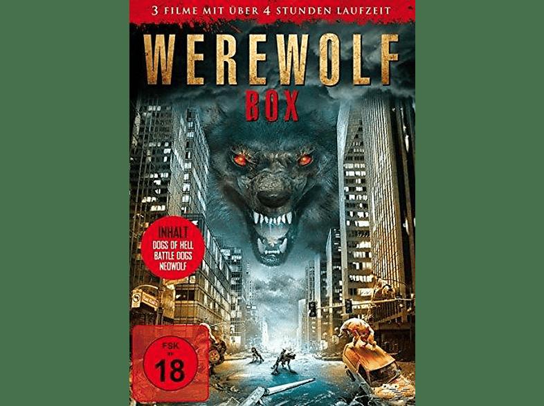 Werwolf Box [DVD]
