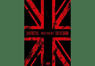 Babymetal - Live In London:Babymetal World Tour 2014  - (DVD)