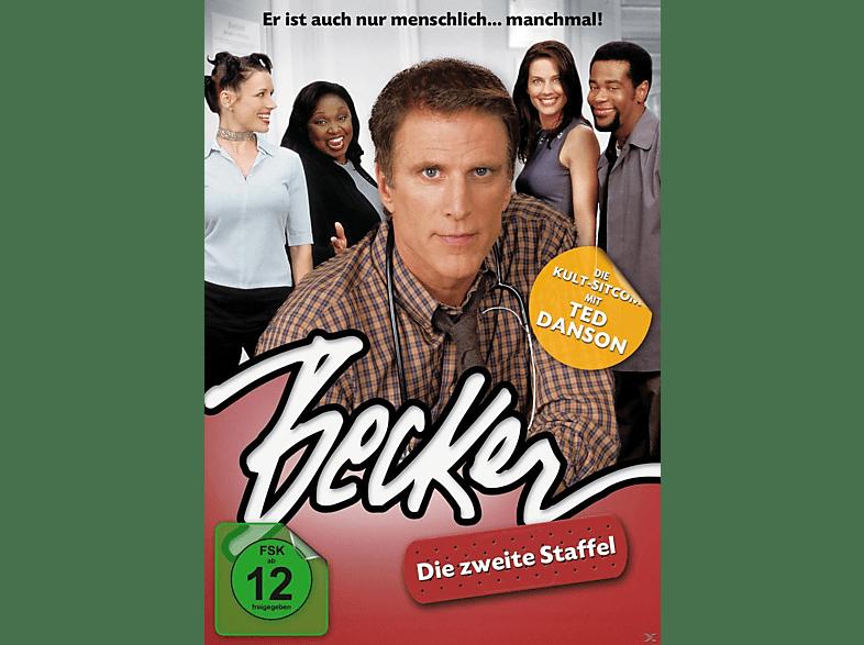 Becker - Staffel 2 [DVD]
