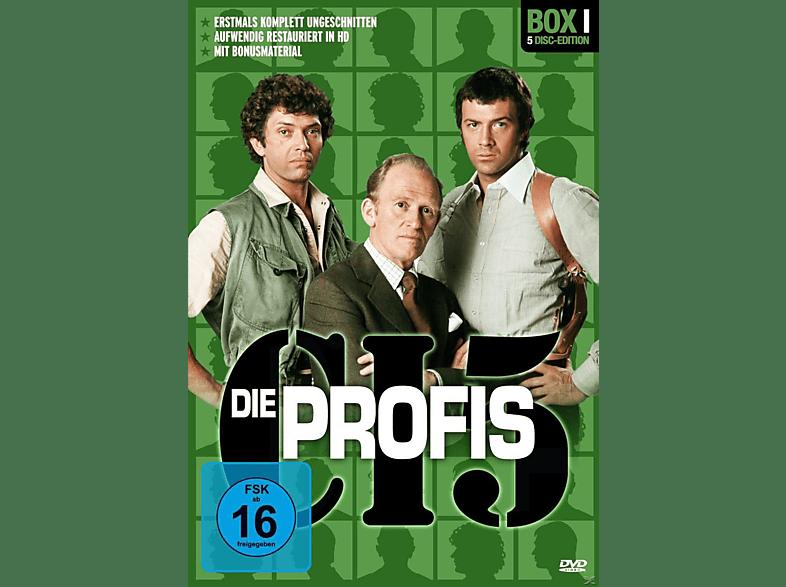 Die Profis - Staffel 1 [DVD]