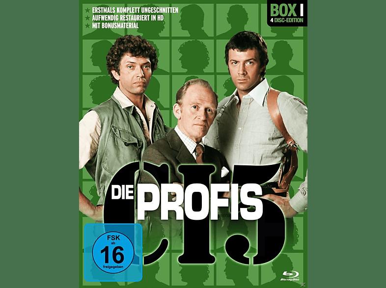 Die Profis - Staffel 1 [Blu-ray]
