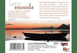 Stimmung/Traumklang - Latin Moods-Entspannungs-Musik  - (CD)