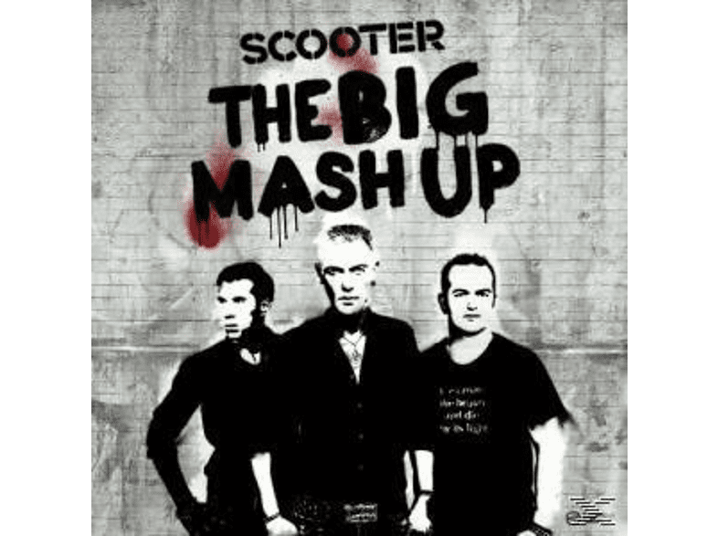 Scooter - The Big Mash Up (Ltd.Deluxe Fan-Box) [CD + DVD Video]