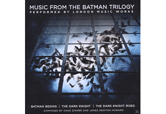 OST/VARIOUS - Music From The Batman Trilogy  - (CD)