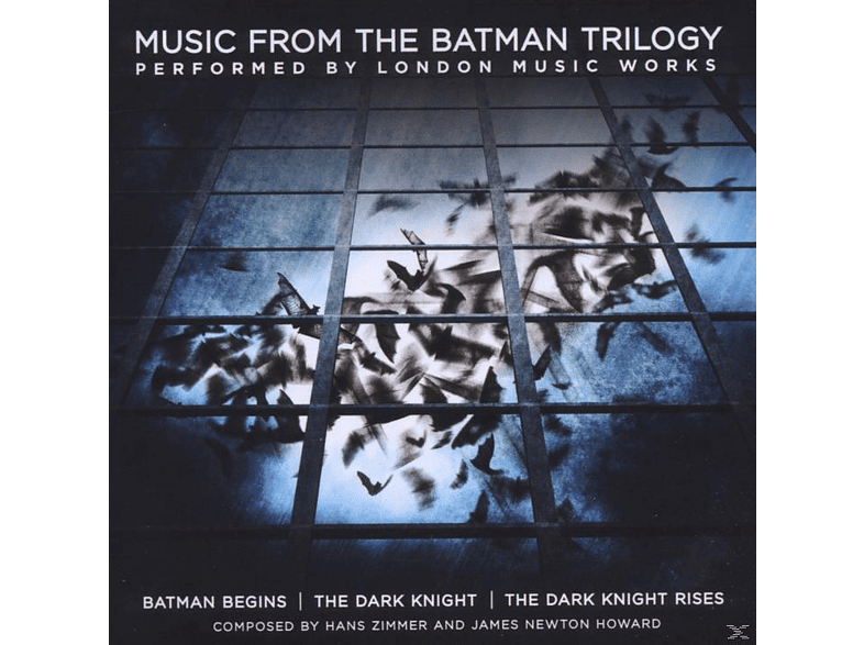 OST/VARIOUS - Music From The Batman Trilogy [CD]