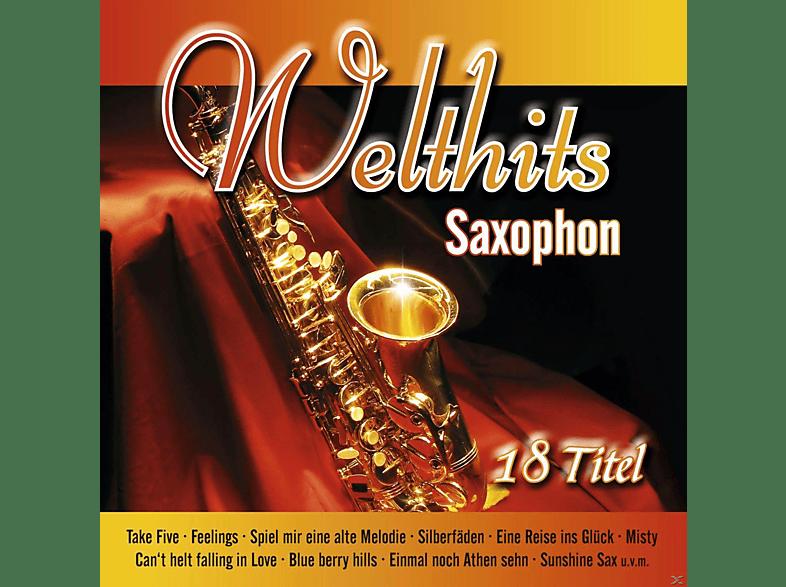VARIOUS - Welthits - Saxophon [CD]