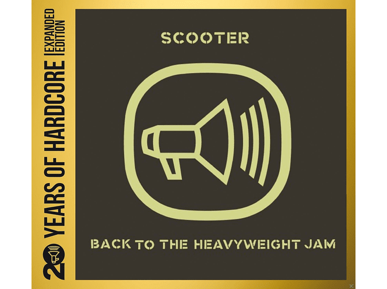 Scooter - Back To The Heavyweight Jam [CD]