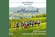 Altbairische Musikanten, Maschanzker - Wirtshaus Musi-Ausgabe Nr.1 [CD]
