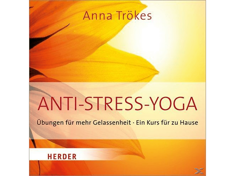 Anna Trökes - Anti-Stress-Yoga - (CD)