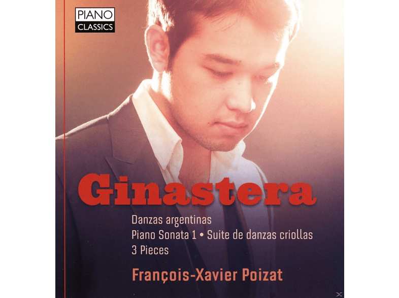Francois Xavier Poizat - Piano Works [CD]
